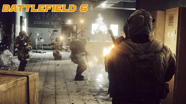 Battlefield 6 imagined